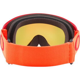 Oakley O Frame 2.0 Pro XM Lunettes de ski Femme, red neon orange/fire iridium&persimmon